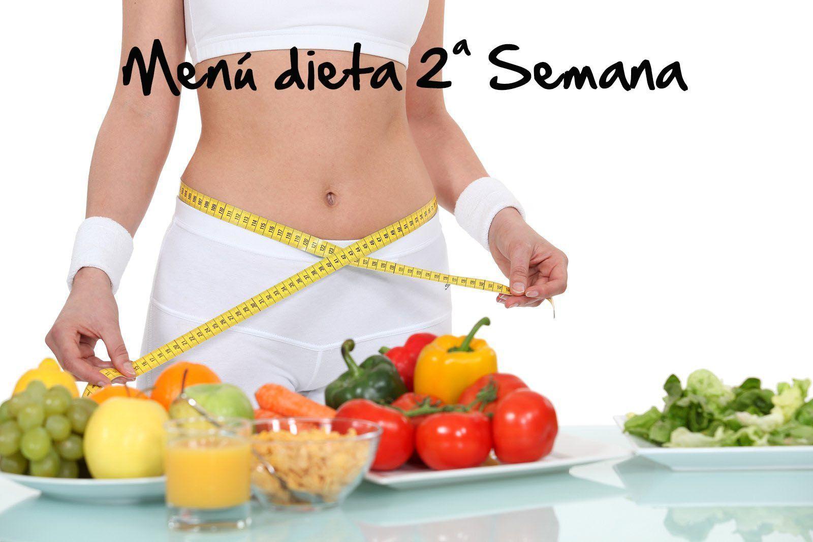 dieta para bajar de peso saludable