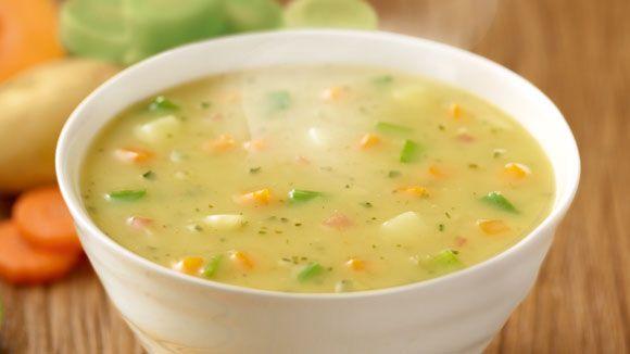 Dieta De La Sopa Milagrosa Comparterecetas Com
