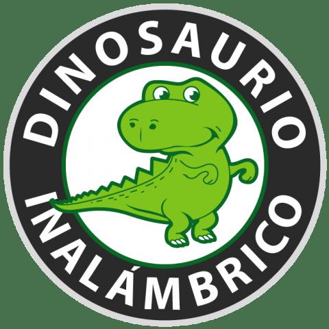 Dinosaurio Inalámbrico
