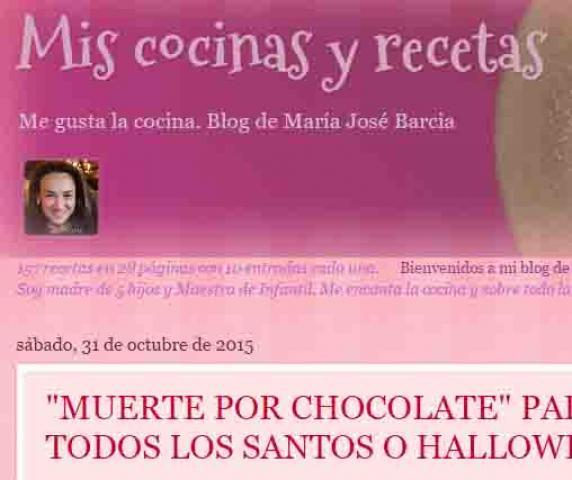 MIS COCINAS Y RECETAS