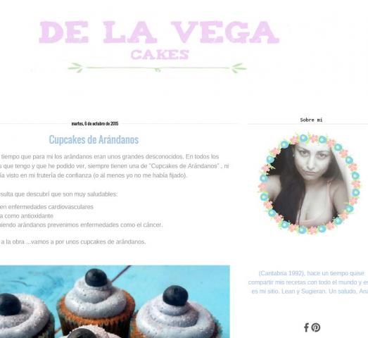 DE LA VEGA CAKES